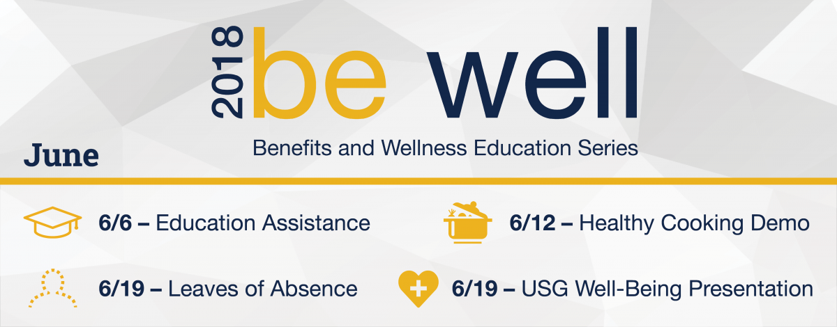 June Be Well Events