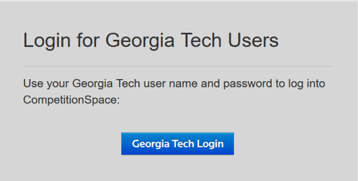 Login for Georgia Tech Users